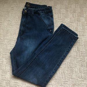 Love & Legend Women's High Waisted Jeans Sz 12